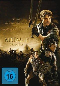 Die Mumie, Die Mumie kehrt zurück, Die Mumie: Das Grabmal des Drachenkaisers DVD-Box