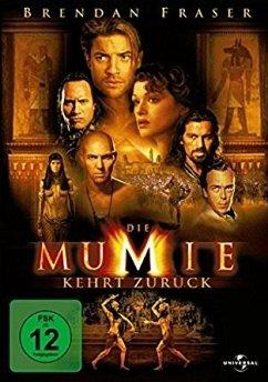 Die Mumie kehrt zurück - Brendan Fraser,Rachel Weisz,John Hannah