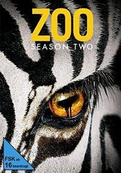 Zoo - Staffel 2 DVD-Box - James Wolk,Kristen Connolly,Nonso Anozie