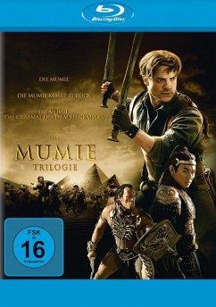 Die Mumie, Die Mumie kehrt zurück, Die Mumie: Das Grabmal des Drachenkaisers Bluray Box