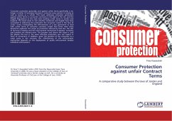 Consumer Protection against unfair Contract Terms