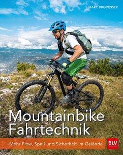 Mountainbike Fahrtechnik - Brodesser, Marc