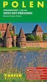 Höfer Straßenkarte Polen, West-Ost-Preußen