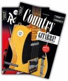 Country-Gitarre & Rockabilly-Gitarre - Set, 2 Bde.