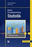 Kleine Formelsammlung Statistik