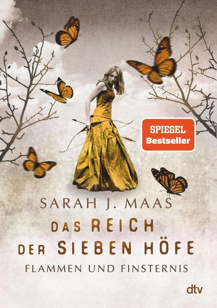 Flammen und Finsternis / Das Reich der sieben Höfe Bd.2 - Maas, Sarah J.
