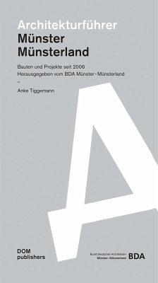 Architekturführer Münster / Münsterland - Tiggemann, Anke
