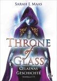 Celaenas Geschichte 1-5 - Throne of Glass