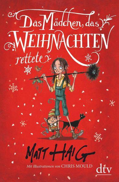 Das Mädchen das Weihnachten rettete-weihnachtsbücher