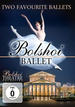 Bolshoi - Ballet Two Favorites Ballets