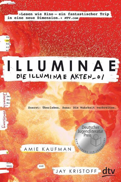 Illuminae. Die Illuminae-Akten_01 von Amy Kaufman und Jay Kristoff
