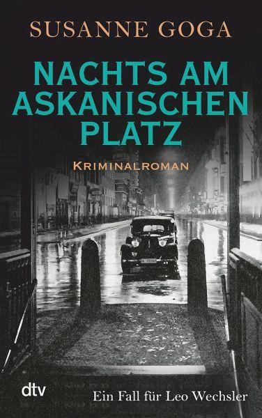 Buch-Reihe Leo Wechsler von Susanne Goga