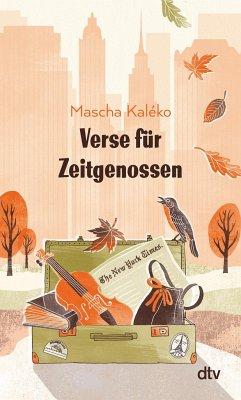 Verse für Zeitgenossen - Kaléko, Mascha