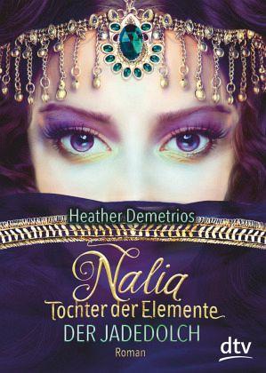 Buch-Reihe Nalia, Tochter der Elemente