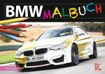 BMW-Malbuch (Mängelexemplar)