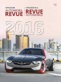 Katalog der Automobil-Revue 2016 (Mängelexemplar)