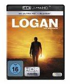 Logan - The Wolverine (4K Ultra HD + Blu-ray)