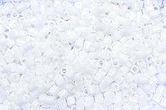 Bügelperlen Weiß