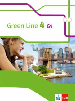 Green Line G9. Schülerbuch. 8. Klasse. Ausgabe ab 2015