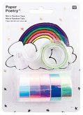 Mirror Rainbow Tape Set