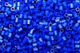 Bügelperlen Kobaltblau