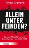 Allein unter Feinden? (eBook, ePUB)