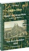 Taschen Album für WANDERER DES THÜRINGER WALDES 1854