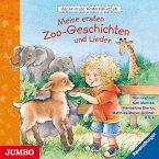 Meine erste Kinderbibliothek. Meine ersten Zoo-Geschichten und Lieder (MP3-Download)
