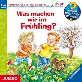 Was machen wir im Frühling? / Wieso? Weshalb? Warum? Junior Bd.59 (MP3-Download)