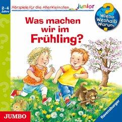 Was machen wir im Frühling? / Wieso? Weshalb? Warum? Junior Bd.59 (MP3-Download) - Szesny, Susanne; Erne, Andrea