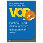 VOB im Bild - Hochbau- und Ausbauarbeiten - E-Book (PDF) (eBook, PDF)