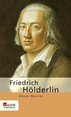 Friedrich Hölderlin (eBook, ePUB) - Martens, Gunter