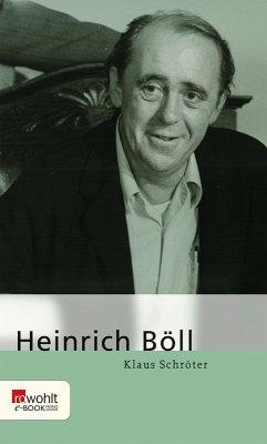 Heinrich Böll (eBook, ePUB) - Schröter, Klaus