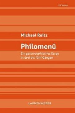 Philomenü - Reitz, Michael