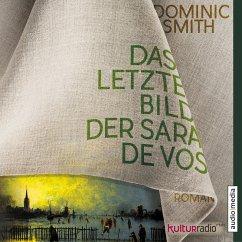 Das letzte Bild der Sara de Vos (MP3-Download) - Smith, Dominic