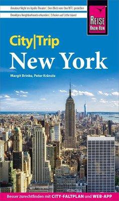 Reise Know-How CityTrip New York (eBook, PDF) - Kränzle, Peter; Brinke, Margit