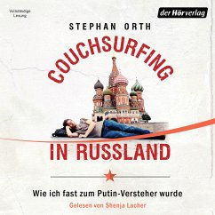 Couchsurfing in Russland (MP3-Download) - Orth, Stephan