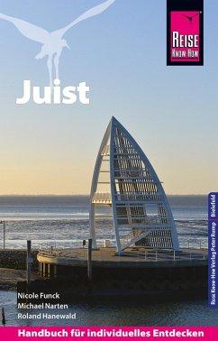 Reise Know-How Reiseführer Juist (eBook, PDF) - Hanewald, Roland