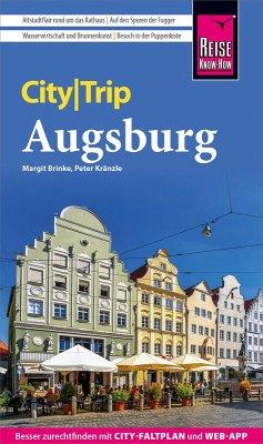 Reise Know-How CityTrip Augsburg (eBook, PDF)