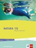 Natura Biologie. Schülerbuch. 7./8. Schuljahr. Ausgabe Baden-Württemberg ab 2017