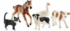 Schleich Farm World 42386 Tier-Mix