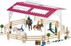 Schleich Horse Club 42389 - Reitschule mit Reiterinnen und Pferden