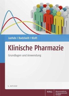 Klinische Pharmazie (eBook, PDF)
