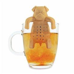 Mops Hund Silicon Teeei