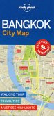 Lonely Planet Bangkok City Map