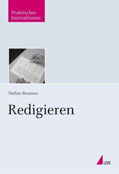 Redigieren - Brunner, Stefan
