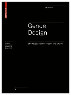 Gender Design - Brandes, Uta