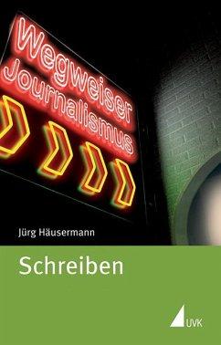 Schreiben - Häusermann, Jürg