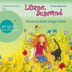 Schwarze Kater bringen Glück / Liliane Susewind ab 6 Jahre Bd.6 (Ungekürzte Lesung mit Musik) (MP3-Download)
