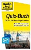 Radio Bonn/Rhein-Sieg Quiz-Buch (Mängelexemplar)
